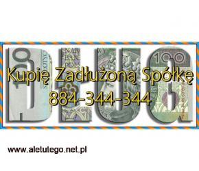 Skup Spółek z Długami - Ochrona Zarządu 299 K.s.h. KAS/ZUS/UKS